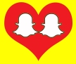 snapchat love